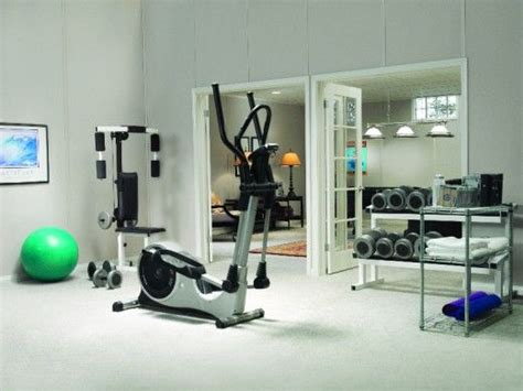 home workout room design ideas