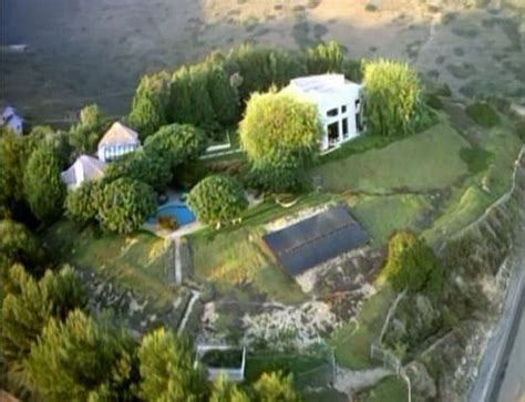 axl rose house panoramio photo of w axl rose s house in california a picture from the video