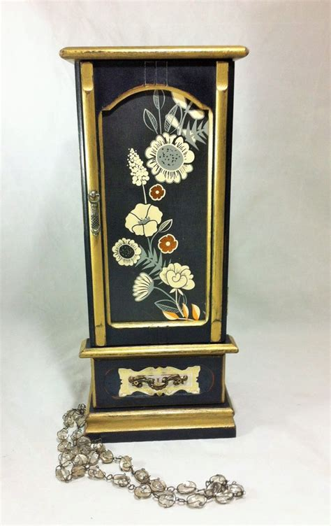 Gold Jewelry Armoire by 25 Best Ideas About Jewelry Box On