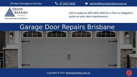 Garage Door Installation Brisbane Garage Door Repairs Brisbane By Doorrepair Issuu