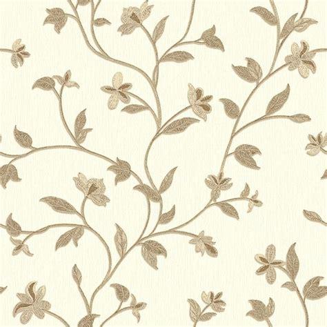 interior wallpaper texture gold wall paper texture vector flower seamless pattern