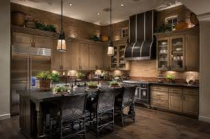 Black Brown Kitchen Cabinets by 52 Kitchens With Wood And Black Kitchen Cabinets