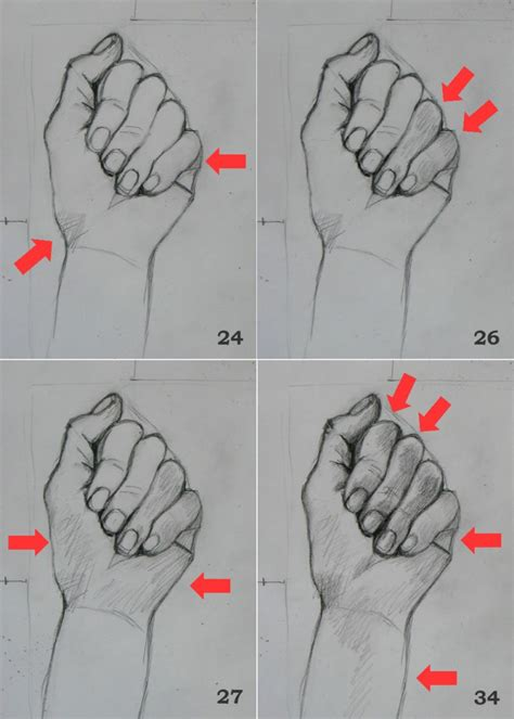 7 Drawing Techniques by Drawing Tutorial 7 Part 2 Shading As Jigsaw
