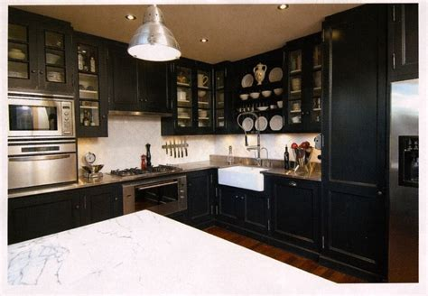 Navy Blue Kitchen Cabinets Decor8 Reader Question Navy Blue In The Kitchen Decor8