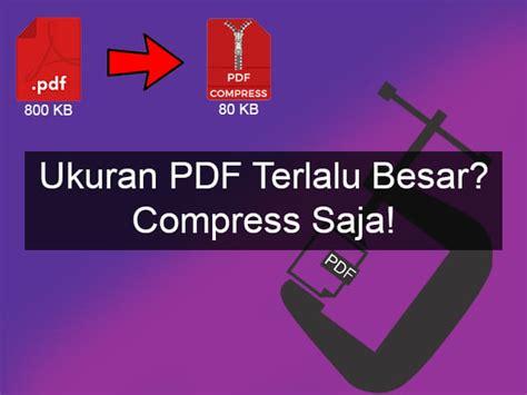 compress pdf offline mengurangi ukuran pdf compress pdf online and offline