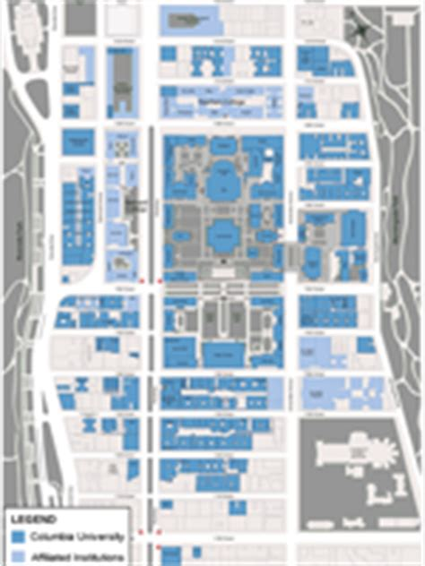 Gender Neutral Bathrooms - maps columbia university in the city of new york