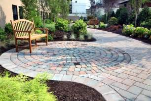 Backyard Ideas With Fire Pits Sponzilli Landscape Group Hardscaping Sponzilli