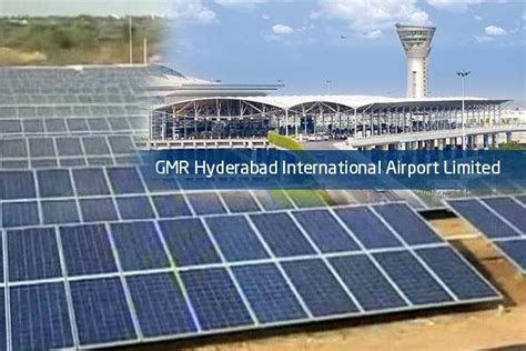 solar energy for homes in hyderabad hyd airport is 3rd in india to go green mirchi9