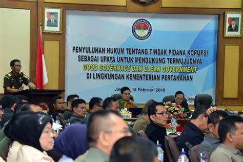 Dikresi Pejabat Publik Dan Tindak Pidana Korupsi kementerian pertahanan republik indonesia