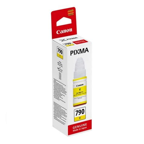 Cartridge Canon 790 Gi790 Gi 790 Gi 790 Tinta Printer Botol Kuning canon gi 790 yellow 135ml ink cartridge