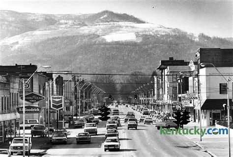 downtown middlesboro  kentucky photo archive