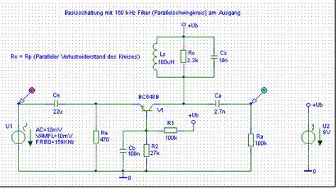 bipolar transistor berechnen bipolar transistor berechnen 28 images transistor kennlinienfelder und h parameter