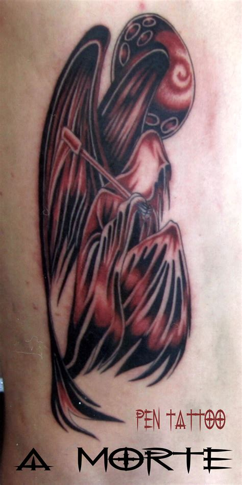 angel tattoo vila ema tattoos masculinas pen tattoo tatuagem s 227 o jos 233 dos cos