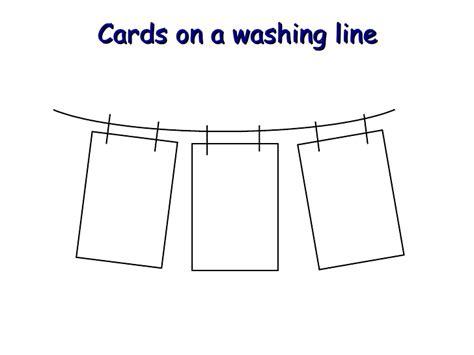 Washing Line Outline by Skeleton Frameworks For Geography