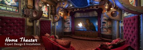 orlando home theater system automation audio lighting