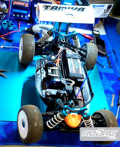 tamiya race track layout red rc rc car news 187 tamiya 801xe prototype hits the track