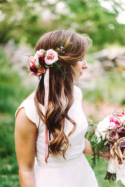 hairstyles for a garden party garden picnic for flower girls wedding party fashion