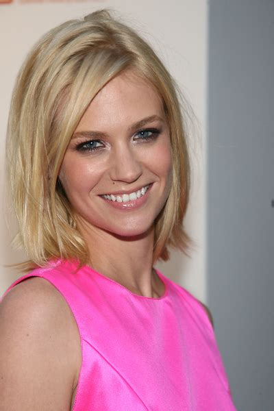 january jones hairstyles in 2012