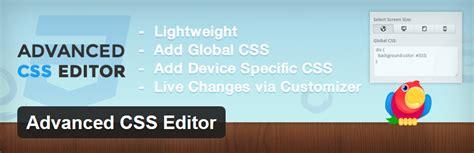 advanced layout editor wordpress plugin die 8 besten css live editing plugins f 252 r wordpress