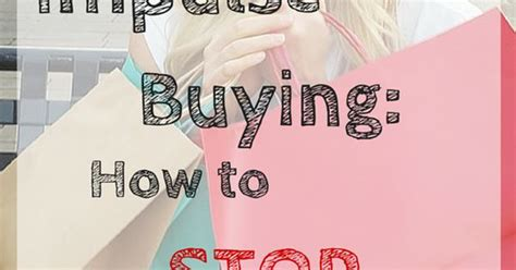 Tips To Stop Impulse Buying by Impulse Buying How To Stop Spending Money Cycling