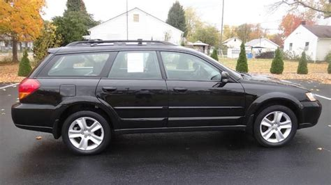2005 Subaru Outback Mpg by 2005 Subaru Outback 2 5 Xt Limited Awd 4dr Turbo Wagon In