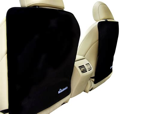 car kick mats uk premium kick mats 2 pack luxury car seat back protectors