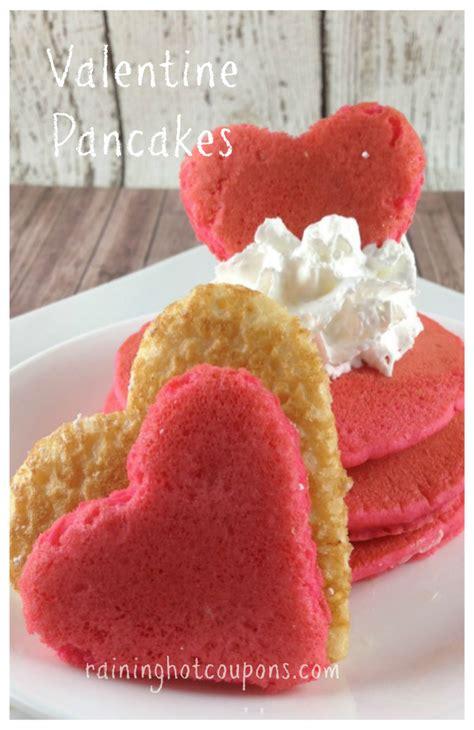 valentines day pancakes wilton valentine s 6 mini cutter set only 6