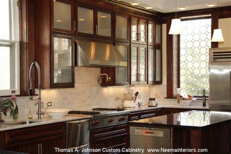 20 stunning kitchen design ideas with mahogany cabinets