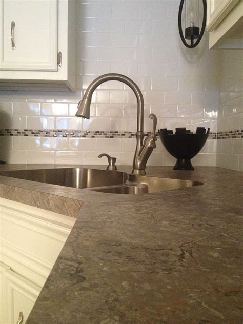 laminate tile backsplash laminate countertops with tile backsplash degraaf interiors