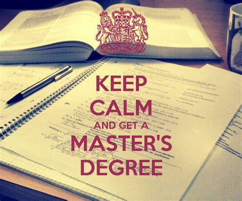 Mba Knowledge Without The Degree by What Is A Masters Degree