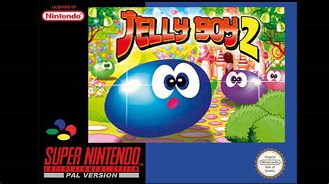 Channel Boy Jelly jelly boy 2 nintendo snes complete soundtrack ost