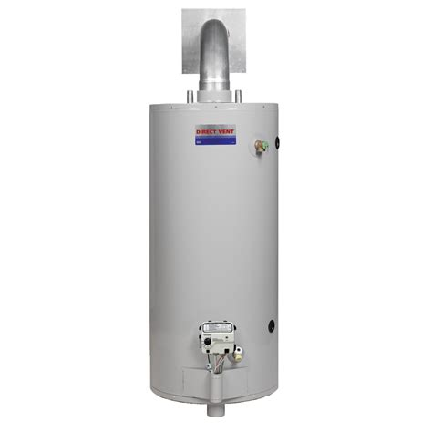 Gas Water Heater Blue Gas Shop Direct Vent 40 Gallon 6 Year Gas Water Heater Gas At Lowes