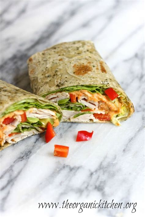 Dinner Series Wrap Up by Wrap Up Lunch Series Pt4 5 Min Hummus Turkey Wrap