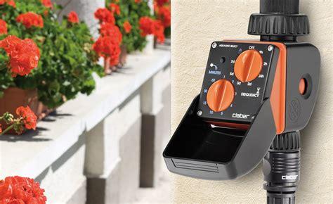 irrigazione automatica vasi l impianto di irrigazione automatico per i vasi in balcone
