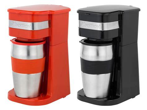 1 tassen padmaschine bestron 1 tasse kaffeemaschine acm111 lidl deutschland