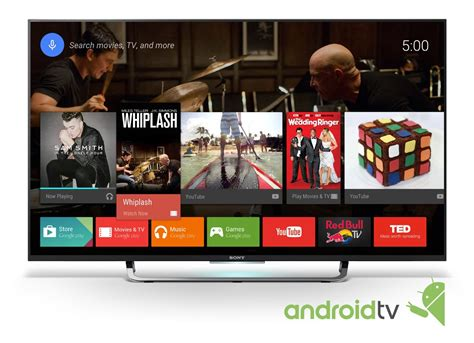 2015 sony bravia android tvs receive marshmallow android