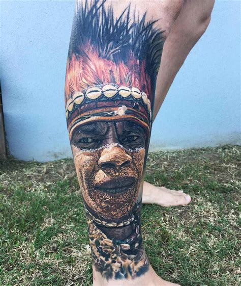 tattoo artists steve butcher from auckland new zealand