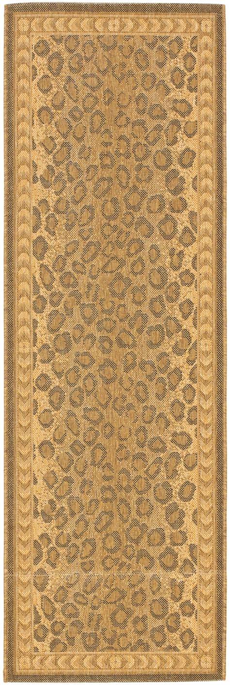 safavieh cy6126 39 courtyard indoor outdoor area rug gold lowe s canada cheetah outdoor area rug courtyard rugs safavieh