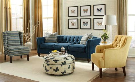 blue living room furniture ideas nice magnificent living room set navy design wooden floor