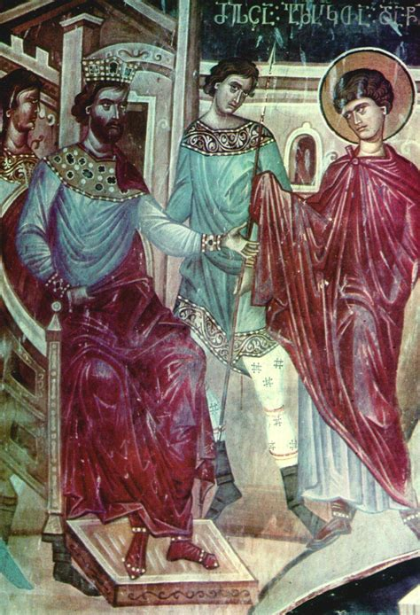 list of christians martyred during the reign of diocletian