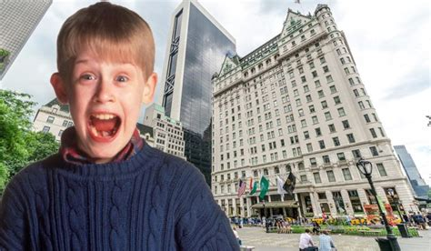 the plaza hotel offering home alone 2 themed holidays for