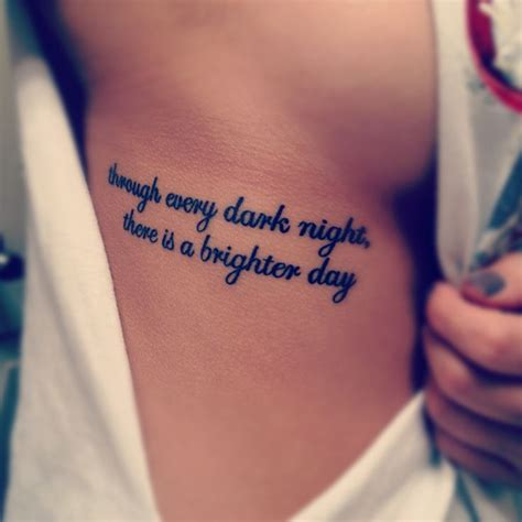 nice tattoo photo 12 super simple quote tattoos for girls nice tattoos