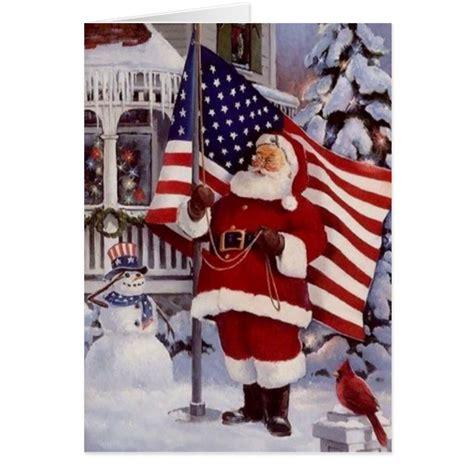 free printable patriotic postcards patriotic christmas greeting card zazzle