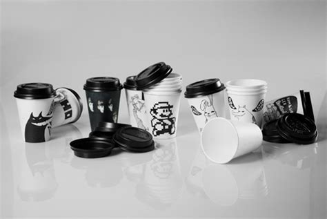 30 delicious coffee cup design exles to perk you up ucreative com 30 delicious coffee cup design exles to