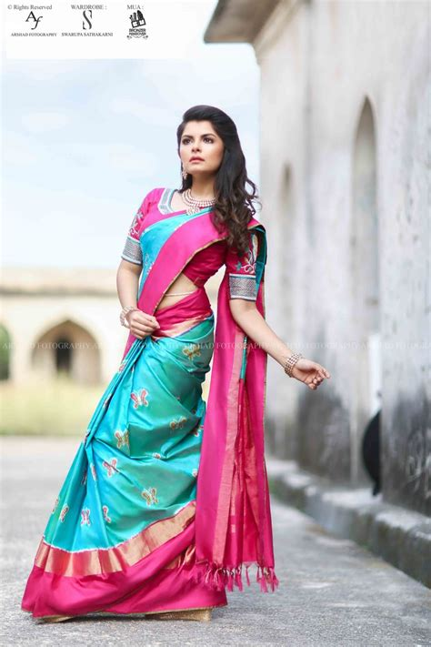 Nifty Blouse the 40 best images about pattu sari s on