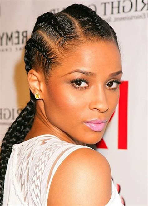 Hairstyles Braids by 50 Best Cornrow Braids Hairstyles For 2016 Fave Hairstyles