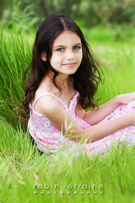 child model headshots kids and teens young actors and child models