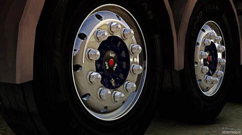 alcoa light truck wheels alcoa trailer wheels mod truck simulator 2 mods