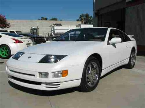 auto air conditioning repair 1995 nissan 300zx instrument cluster buy used 1995 nissan 300zx turbo coupe 2 door 3 0l in culver city california united states