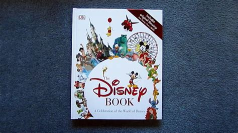 The Disney Book Book Review Youtube